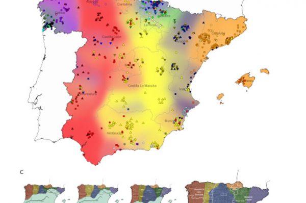 ADN de los españoles según estudio universidad de Oxford