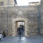 Arco de la Muralla en León